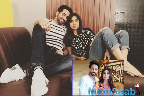 Ayushmann Khurrana and Bhumi Pednekar are back with their third film after back to back superhits Dum Laga Ke Haisha and Shubh Mangal Saavdhan.