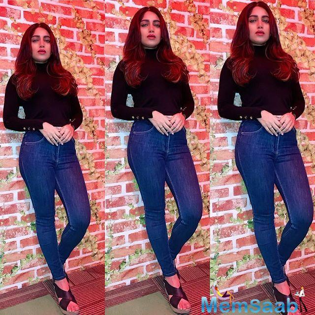 Bhumi Pednekar, who is currently busy with her upcoming flick