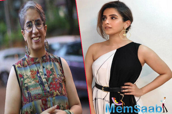A coming-of-age film with actress Sanya Malhotra is on the cards for producer Guneet Monga of Oscar-winning short documentary