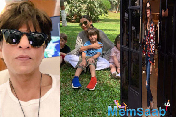 Gauri Khan did her Sunday right by spending time with the