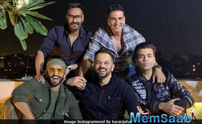 Now, Rohit Shetty is all set to bring in another cop into the equation with Akshay Kumar's Sooryavanshi.