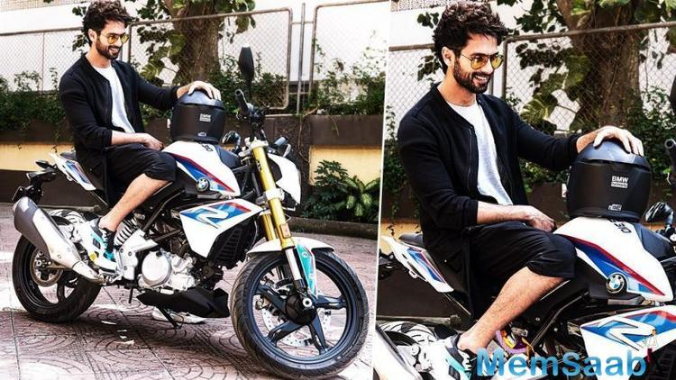 It was a boys' day out for Shahid Kapoor and select members of his biker gang, which took off for Panvel's Hilton Shillim over the weekend in the wee hours of Sunday.