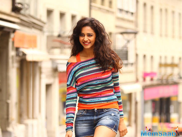 Adding further, Rakul reveals her ambition is to have quality work to her credit.