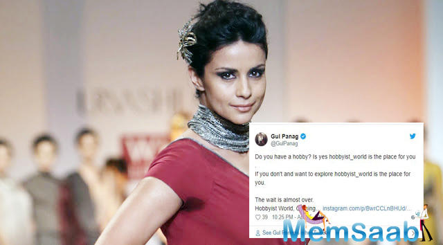 In this digital era, where keeping things away from the media glare is a tad difficult, actress Gul Panag successfully managed to keep the news of her motherhood a secret.