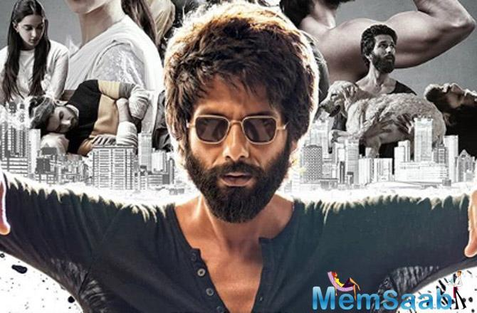 Kaminey actor Shahid Kapoor shared a new poster of his upcoming flick Kabir Singh along with the release date on his Instagram, captioning the post as,