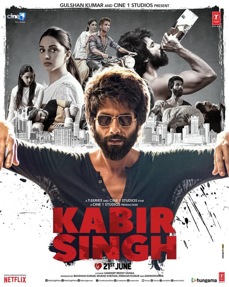 The original blockbuster starred Vijay Deverakonda and Shalini Pandey. When the teaser of Kabir Singh dropped online, Vijay took to Twitter to appreciate Shahid's look.