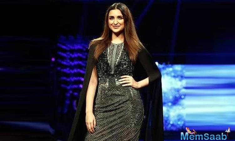 Parineeti also revealed that at the time she was setting up her new home and decided to concentrate on just two things: Working out and doing up her home.