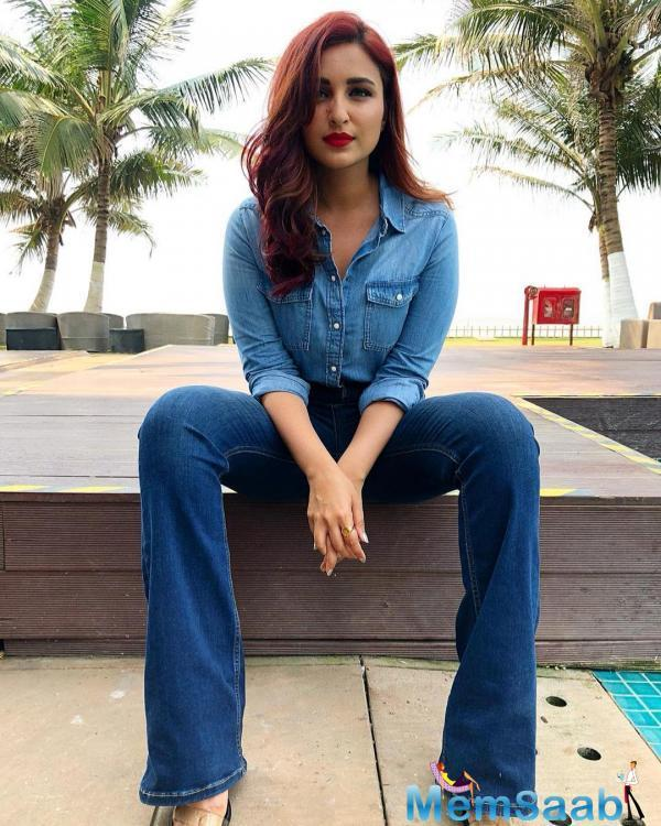 Speaking to Anaita, Parineeti revealed that she took a sabbatical for more than year after taking a hard look at a picture of herself.