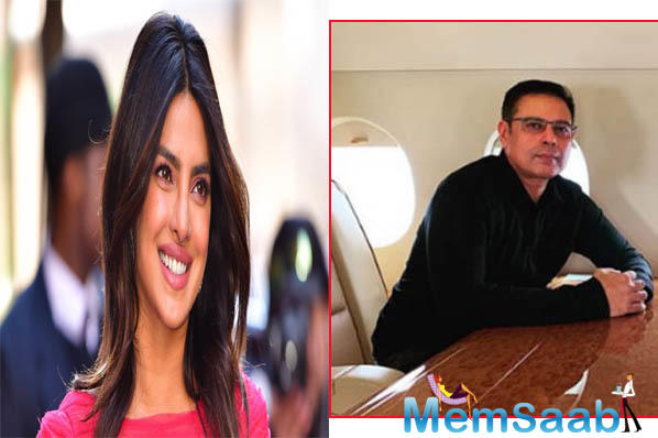 Priyanka Chopra leaving the film midway had irked Salman Khan, too. In an exclusive chat with us , the Dabangg actor said,