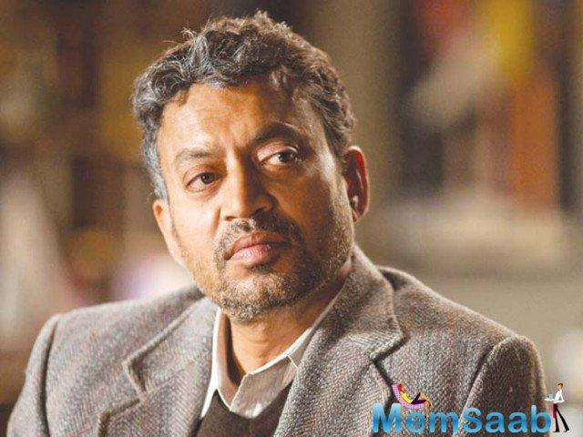 Irrfan Khan is currently in Rajasthan for the shoot of his upcoming film Hindi Medium 2.