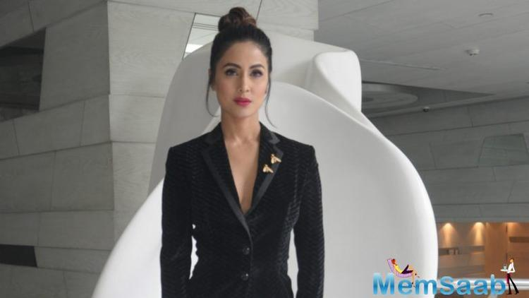 Kasautii Zindagii Kay actor Hina Khan will be making her Cannes Film Festival debut this year.