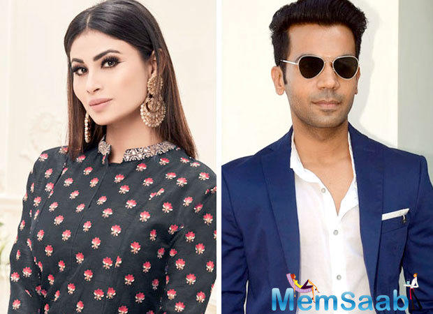 Rajkummar Rao and leading lady Mouni Roy are all set to recreate a Gujarati folk song, 'Odhani Odhu', for debutant director Mikhil Musale's 'Made in China'.