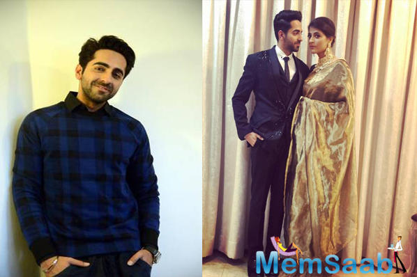 Yesterday, Ayushmann announced the second film of the Shubh Mangal series called Shubh Mangal Zyada Saavdhan.