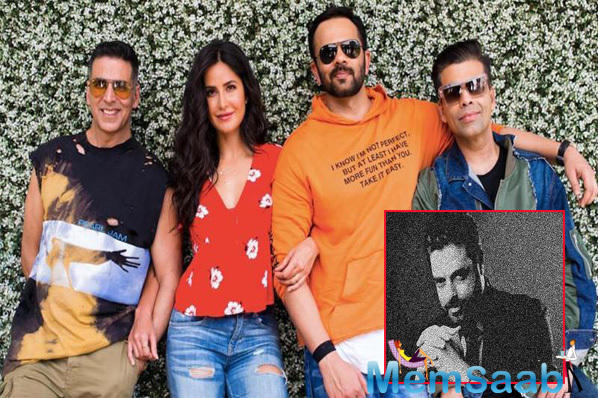 Akshay Kumar and Katrina Kaif starrer 'Sooryavanshi' is creating a lot of buzz amongst the masses. After roping Neena Gupta for the role of a mother of 'Kesari' actor, Rohit Shetty has finally found a villain for the cop-drama.