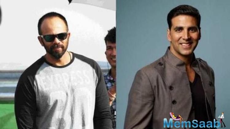 A short time ago ace action director Rohit Shetty started shooting in Goa for his next film 'Sooryavanshi' starring Akshay Kumar in the lead role.