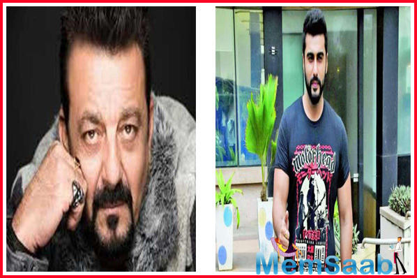 Despite that Arjun is having a great time on the sets and for him, one of the best memories of working in Panipat has been sharing the screen space with Sanjay Dutt, who plays the antagonist to Arjun's character.