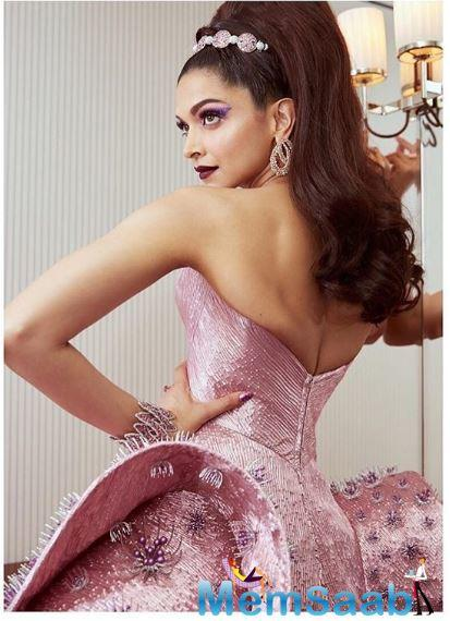 Deepika Padukone recently made her fans go gaga over her dreamy MET Gala look and the social media is still cannot get over the beauty with all the love and appreciation pouring in for the actress' look.