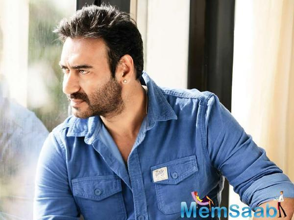 Devgn told PTI he is in touch with the fan and even contractually maintains he will not promote tobacco.