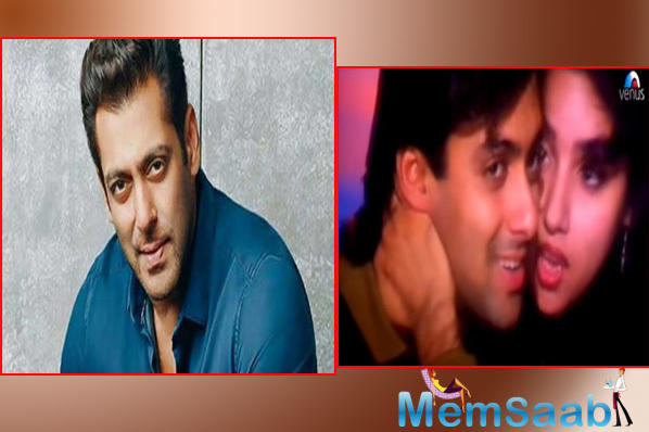In an interview with Hindustan Times, the actor was asked about the trend of remaking the old films. Salman Khan was asked if he would like to be a part of any remake of any original Hindi film.