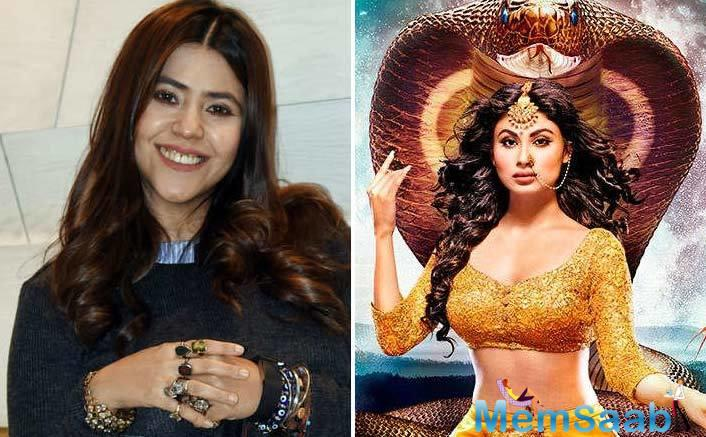 "Producer Ekta Kapoor has entertained the audience with three seasons of ""Naagin"", but she admits that the second installment of the supernatural show was a ""bit of a mess up""."