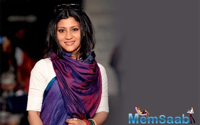 Konkona Sen Sharma will next be seen in Alankrita Srivastava's Dolly Kitty Aur Woh Chamakte Sitare, which also stars Bhumi Pednekar.