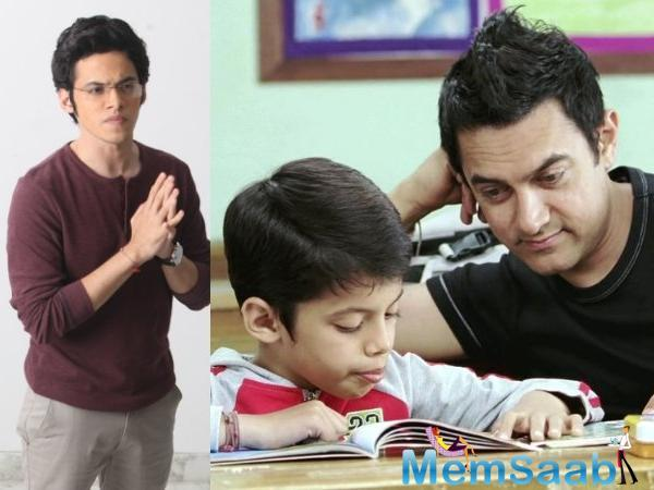 Aamir Khan's blockbuster film 'Taare Zameen Par' released in the year 2007 garnered a lot of appreciation for its concept about an 8-year-old dyslexic boy who was sent to a boarding school.