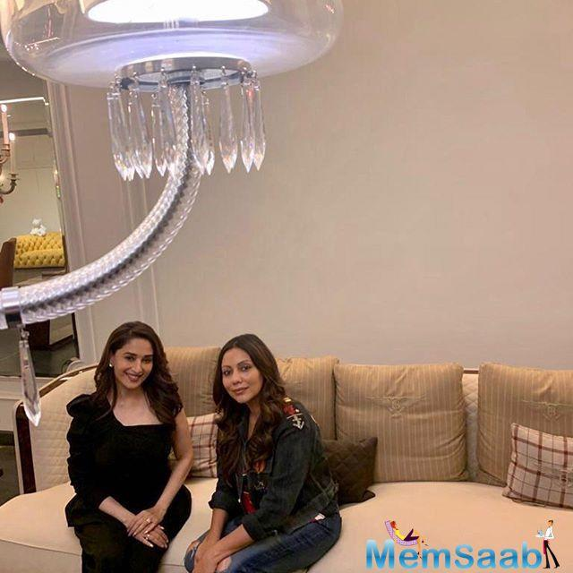 Gauri Khan's flagship store situated in Mumbai is a hit amongst Bollywood celebrities.