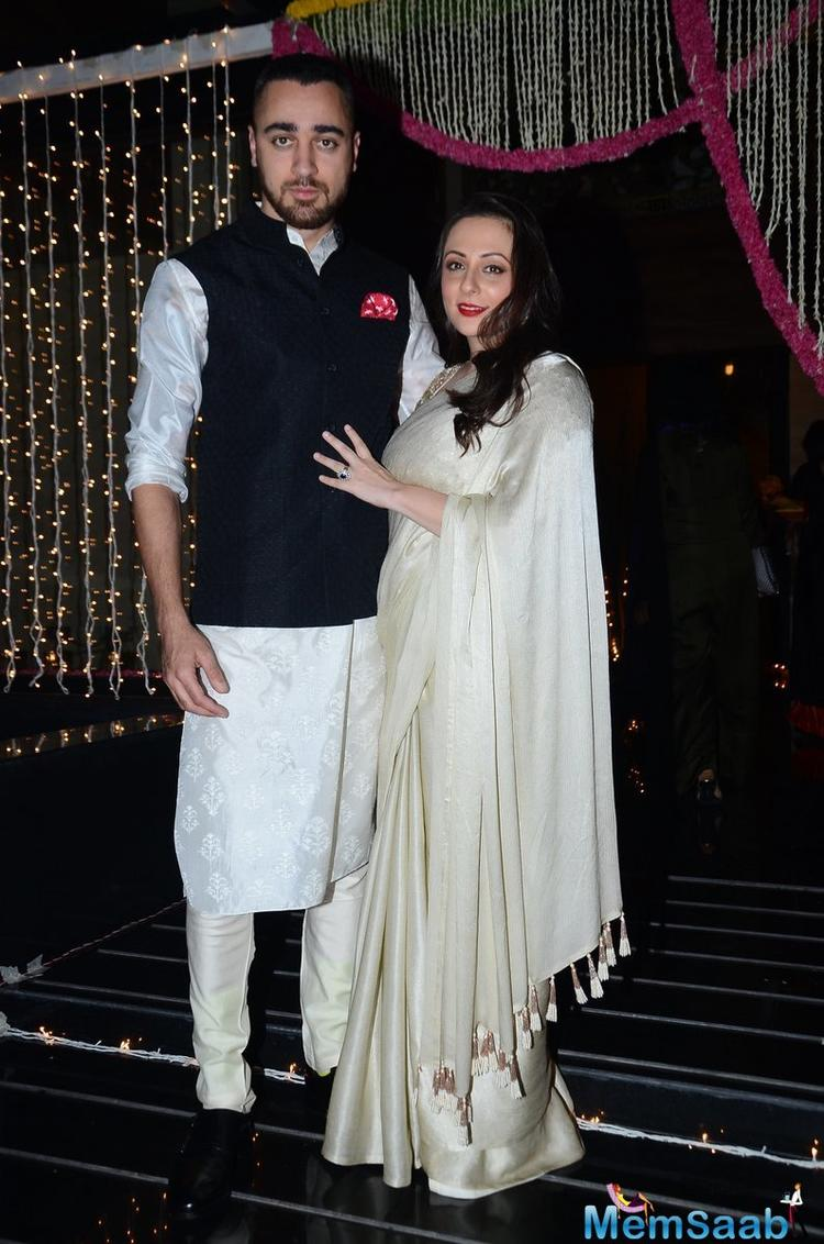 Meanwhile, Avantika's Instagram has no latest picture of the couple, she either post quotes or pictures of her daughter. And that's how everyone around speculating about their marriage. Imran was last seen in Katti-Batti opposite Kangana.