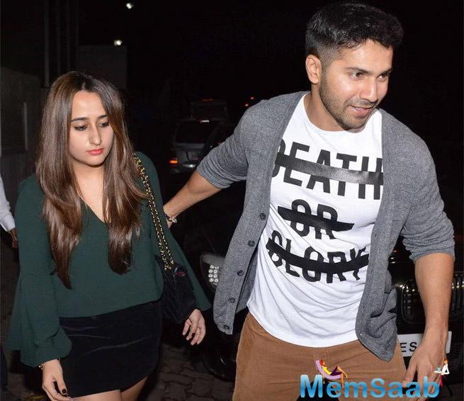 The report also states that the duo's family is planning a destination wedding in the presence of close friends and family members. Since the wedding is happening in Goa, it will be a beach wedding for Varun and Natasha.