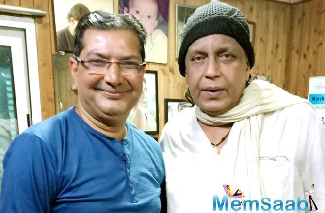 Mithun Chakraborty was recently seen in the film The Tashkent Files. Apparently, Mithun da took some time to say yes to the project.