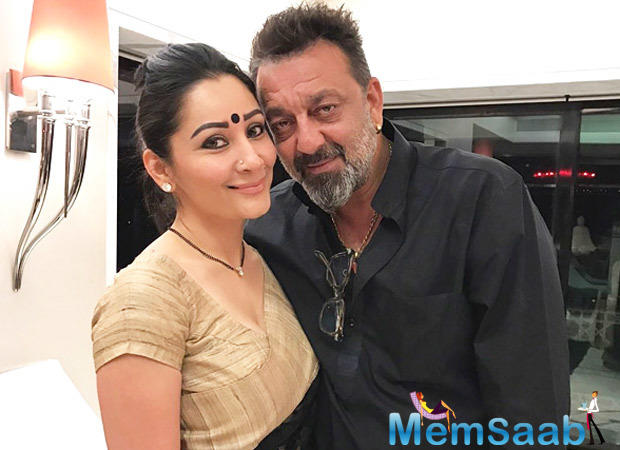 Despite having a busy schedule, the Munnabhai MBBS actor took a small summer vacation with his wife Maanayata and their kids. The family is currently enjoying together in Europe.