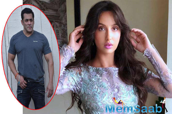 Nora Fatehi may have risen to fame, courtesy her smooth dance moves, but Nora Fatehi is hopeful that Salman Khan's Bharat will be the perfect platform to display her acting chops.