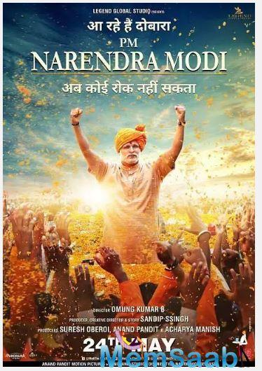 Vivek Oberoi starrer 'PM Narendra Modi' is finally ready for a release on May 24. Just a day before the film's release, the makers have dropped yet another poster to continue generating buzz around it.