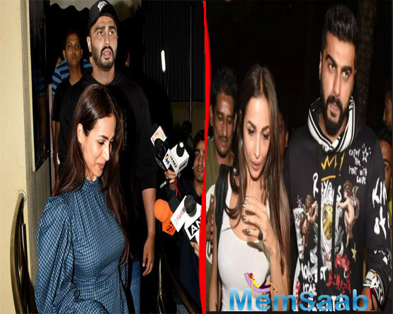 Past few weeks, a lot of speculations have been made ever since Arjun Kapoor and Malaika Arora Khan have come out in open about their relationship.