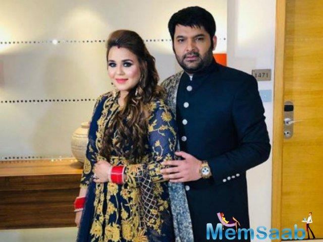 It was the first to report that Kapil and Ginni were tying the knot in December. After initially denying the news, the actor admitted that he would be marrying his long-time ladylove.