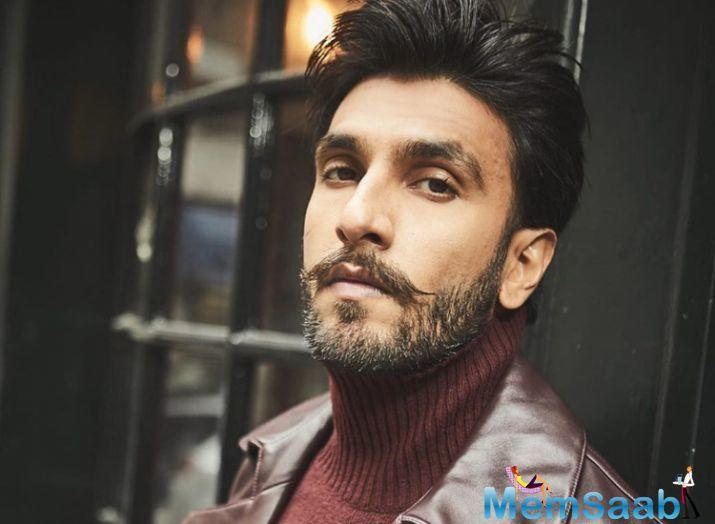 "Ranveer says, ""I have been immensely fortunate to have collaborated with some of the finest film-makers of our country."