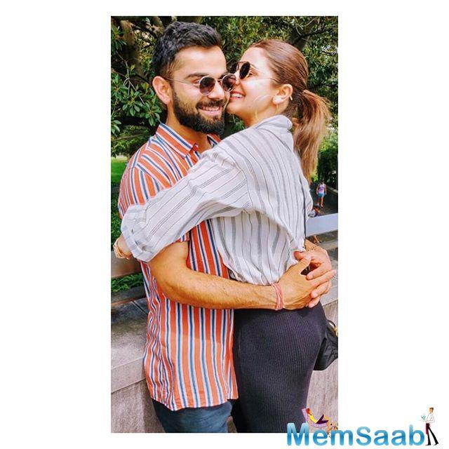 Besides, of course, being the captain of the Indian cricket team, Virat Kohli is also husband of Sui Dhaaga actress Anushka Sharma, and we totally love it whenever Anushka and Virat are snapped together.