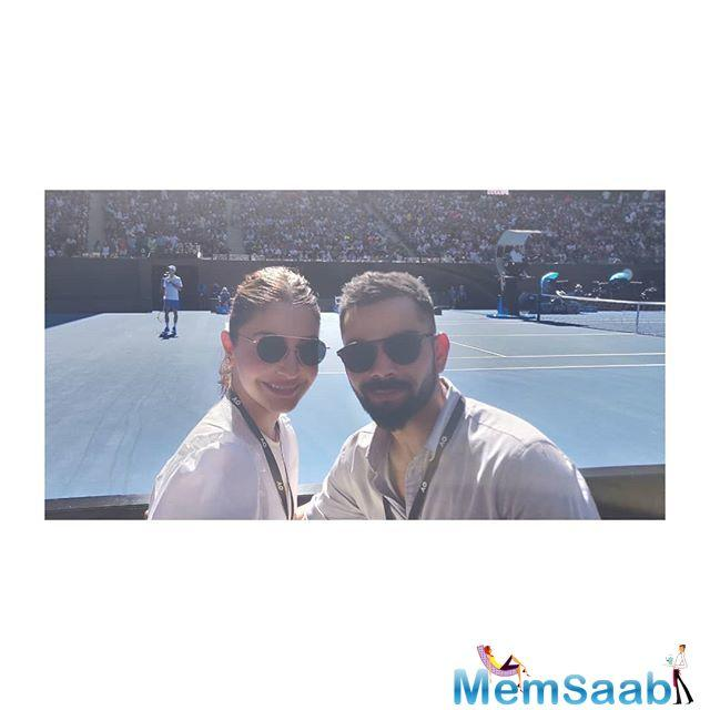 While we hope that Anushka Sharma will join hubby Virat in England and support and cheer for Team India at the stadium,