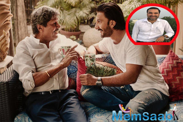 The Stree actor will be working in Kabir Khan's '83 which stars Ranveer Singh in the lead role of Kapil Dev. Pankaj will be essaying the role of Indian Team Manager PR Man Singh in the film.