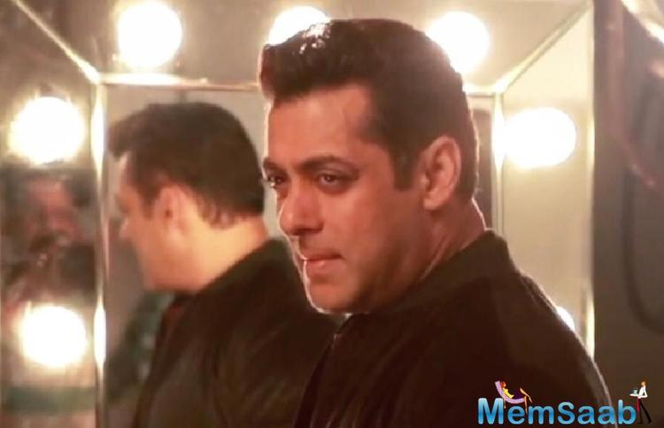 Salman has donned the army uniform quite a few times on screen, whether it's in Heroes or Kabir Khan's Tubelight.