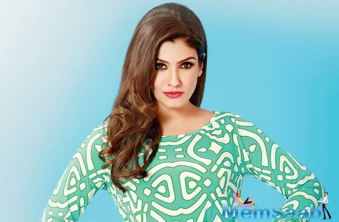 """Raveena Tandon is going to play Prime Minister Indira Gandhi and it is very important for the film,"" says a source,"