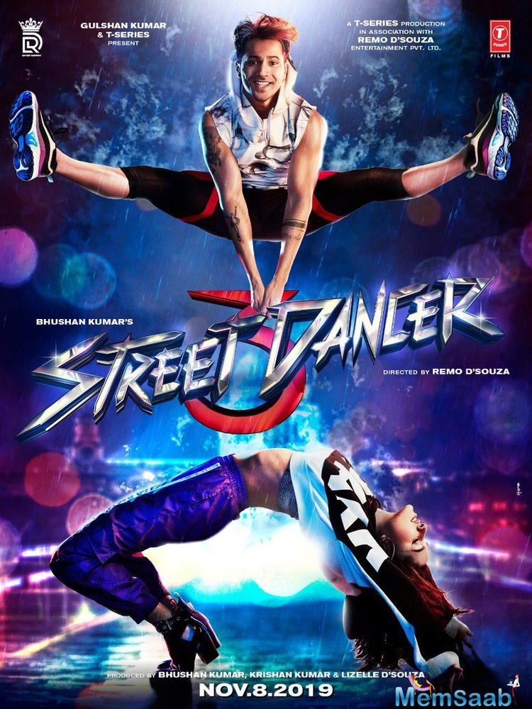 Varun Dhawan's next release Street Dancer 3D is possibly one of the most anticipated films. With the young generation actor stepping into the dance mode yet again after the superhit ABCD 2, expectations from this film has sky-rocketed.