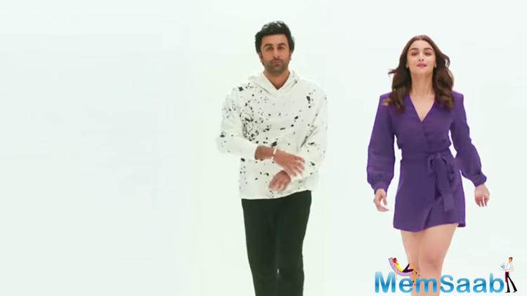 Before making noise on the big screen, the lovebirds Ranbir Kapoor and Alia Bhatt have teamed up for their first ever commercial and they are amazing in it