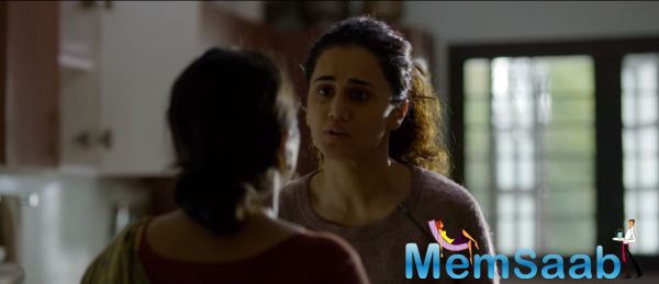 After releasing a teaser that gave goosebumps to the viewers, the official trailer of the psychological horror-thriller Game Over starring Taapsee Pannu is finally out.
