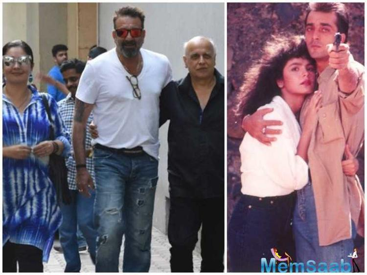 Sanjay Dutt with his first release of 2019 'Kalank' has mesmerized everyone with his performance being strong and impactful and for his fans, it is a series of a period drama that will be following!