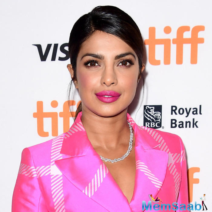 Priyanka Chopra, who got married to Nick in December 2018, previously praised the Sucker singer in April at Tina Brown's 10th Annual Women in the World Summit.