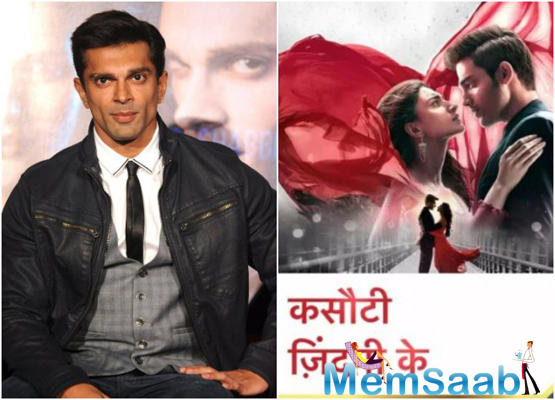 After series of speculations over Karan Singh Grover making a comeback to television with Kasautii Zindagii Kay, we can finally confirm that the actor is definitely doing the show.