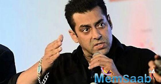 Salman Khan, controversy's favourite child, has yet again made headlines after a video of the Bharat actor slapping a security guard for allegedly manhandling a young fan went viral on social media.