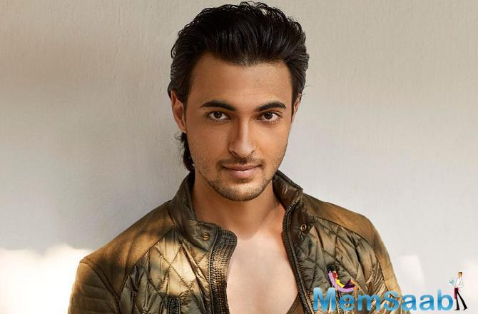 Aayush Sharma says it is an honour to play an Army officer in his next titled film Kwatha.