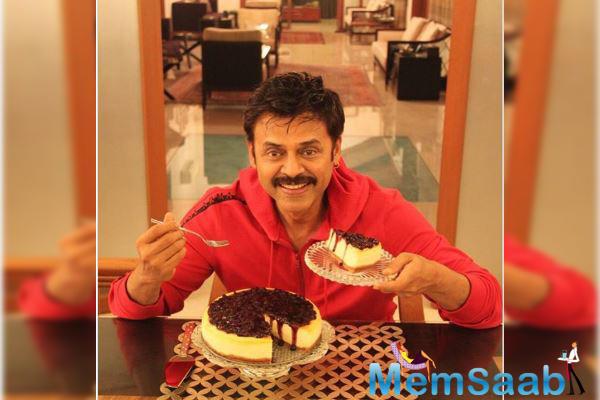 Venkatesh will star in the Telugu remake of Ajay Devgn's latest release
